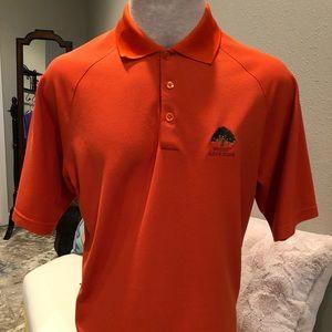 Antigua golf polo shirt